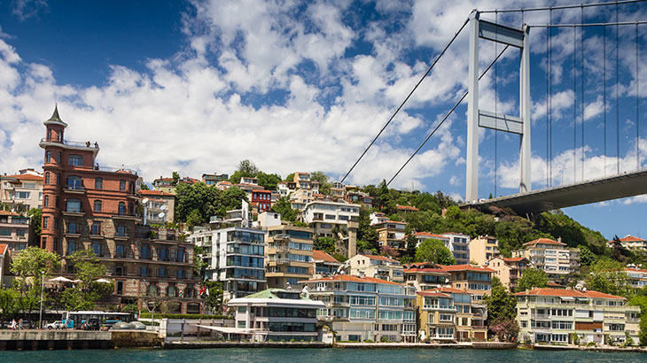 Most Profitable Places in Istanbul
