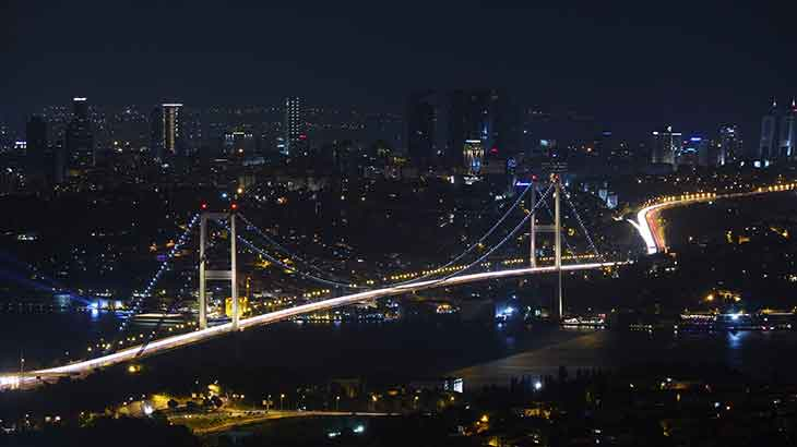 Istanbul's Profile is Expanding