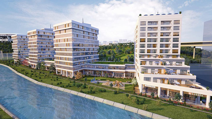 istanbul government commercial, istanbul commercial for sale, istanbul real estate, turkey property, istanbul, turkey, kagithane
