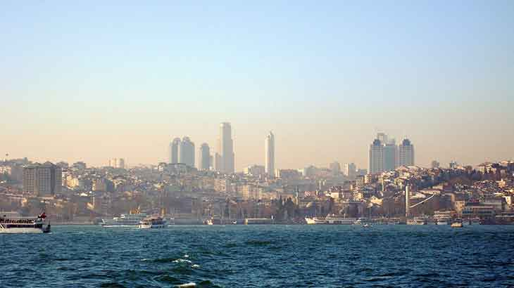 Istanbul as a Business Centre
