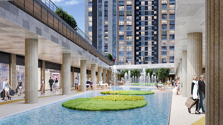 istanbul government projects, istanbul apartments for sale, istanbul real estate, turkey property, beykent, istanbul, turkey