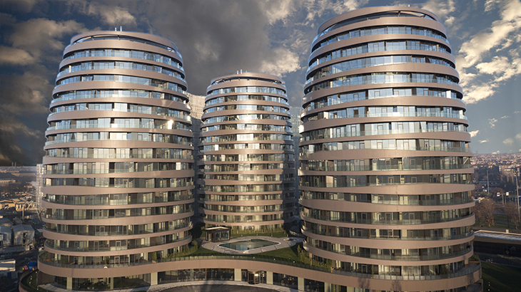 istanbul government projects, istanbul apartments for sale, istanbul real estate, turkey property, atakoy, turkey