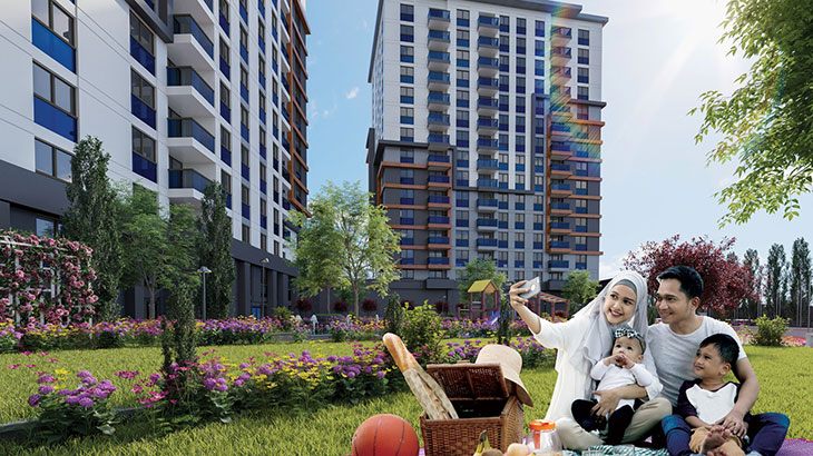 istanbul government projects, istanbul apartments for sale, istanbul real estate, turkey property, bayrampasa, turkey