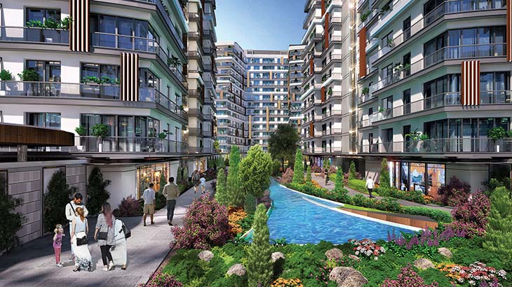 istanbul government projects, istanbul apartments for sale, istanbul real estate, turkey property, kagithane, turkey